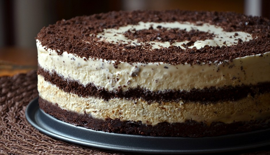 The Olde Fashioned is just one of the scrumptious cakes Beese can create.