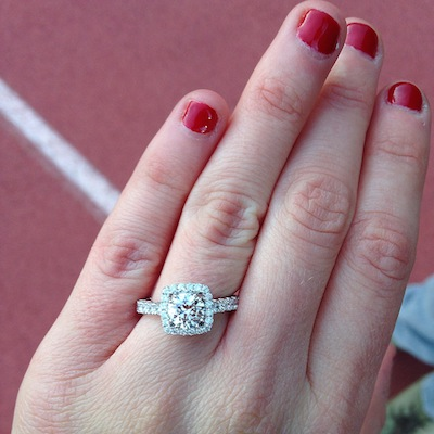 Pagie's ring!