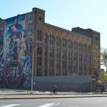 The future site of Mural Arts Lofts, photo: James Jennings