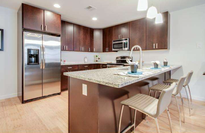 Falcon Condominiums, All images by TREND via The Daly Group/Keller Williams