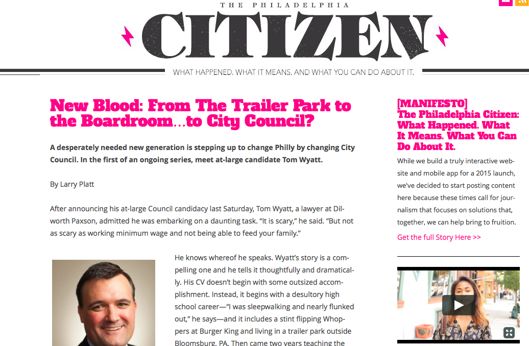 The Philly Citizen