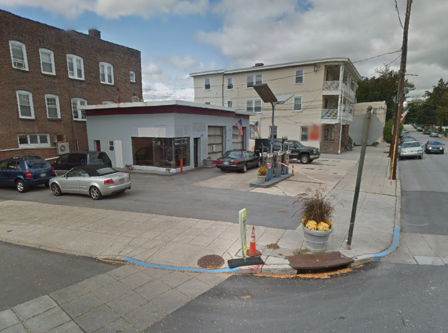 The site in question. Image via Google Street View