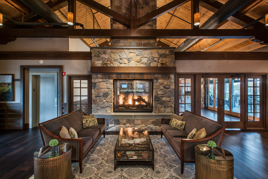 The Carriage Barn at Liseter | Photo: Toll Bros.