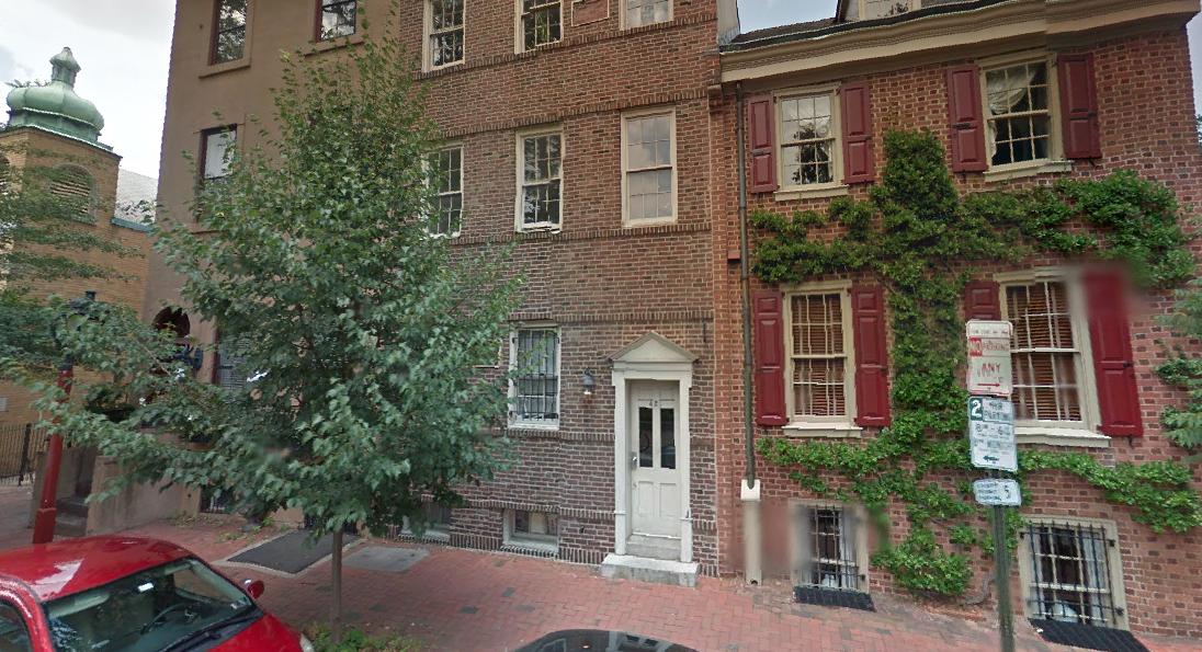 421 Pine Street, via Google Street View