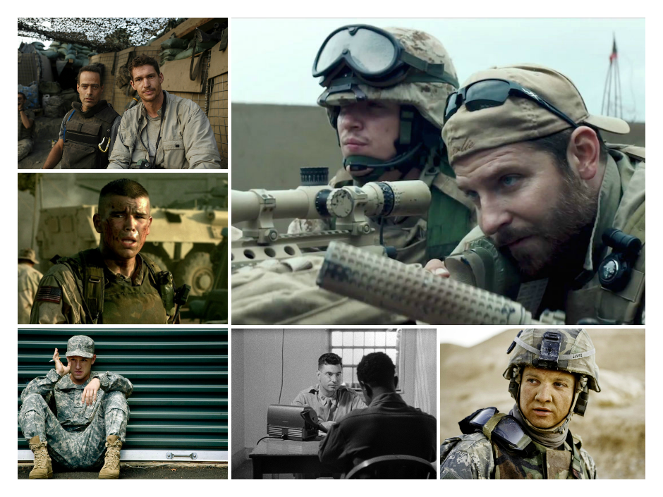 4 Movies to See If You Like 'American Sniper' | Ticket
