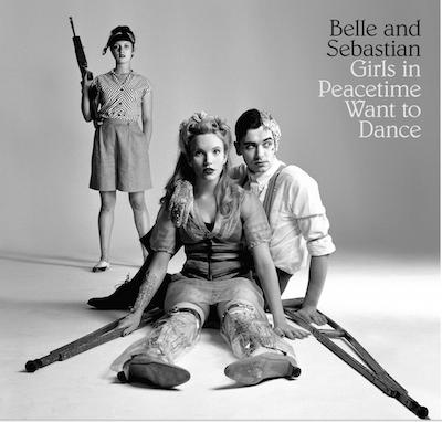 belle sebastian girls peacetime want dance