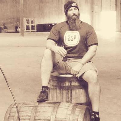 Bob Barrar, award winning brewer is opening 2SP Brewing in DelCo