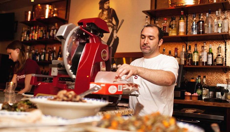 Joe Cicala's Le Virtu and his new Brigantessa will participate in East Passyunk Restaurant Week | Photo via Brigantessa