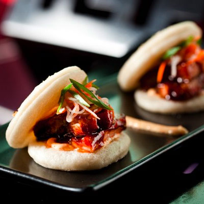 Pork Belly Bao Buns from Chifa