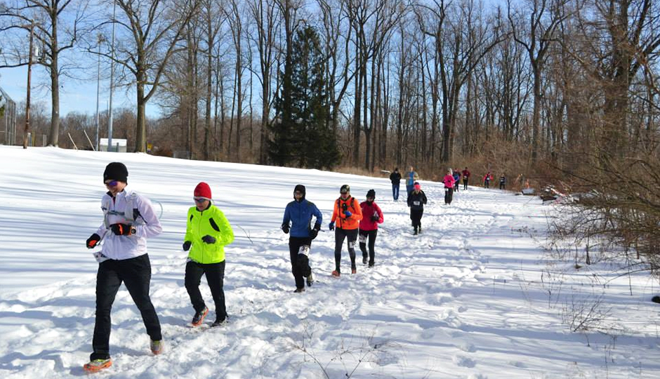 Best Philadelphia Fitness Events: Chilly Cheeks 11K Trail Run | Photograph via Ron Horn/Facebook