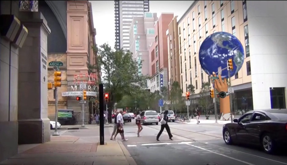 Screenshot of Outdoor Catalyst's Philadelphia UEDs  video.