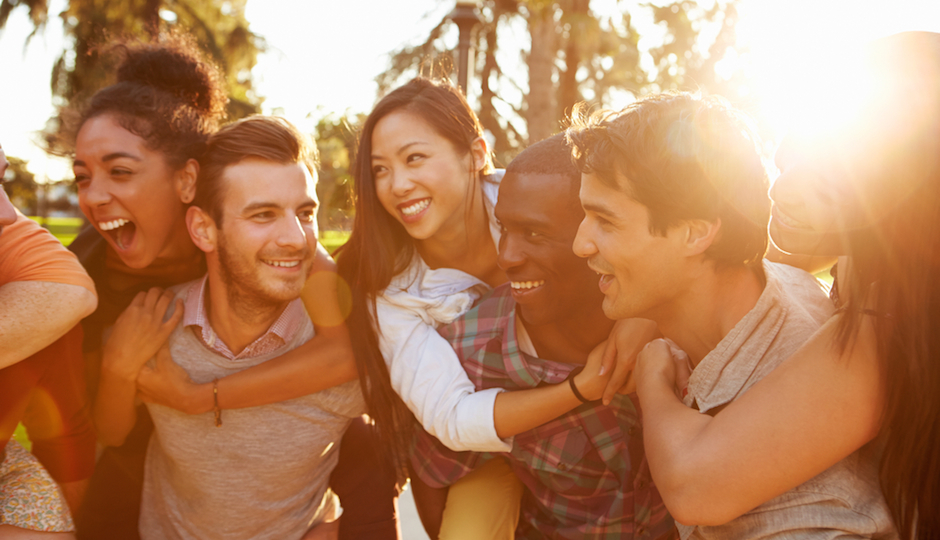stop hibernating hanging out with friends is good for your heart