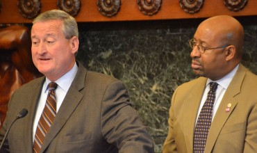 The mayor has some advice for would-be successors.   City Council Flickr