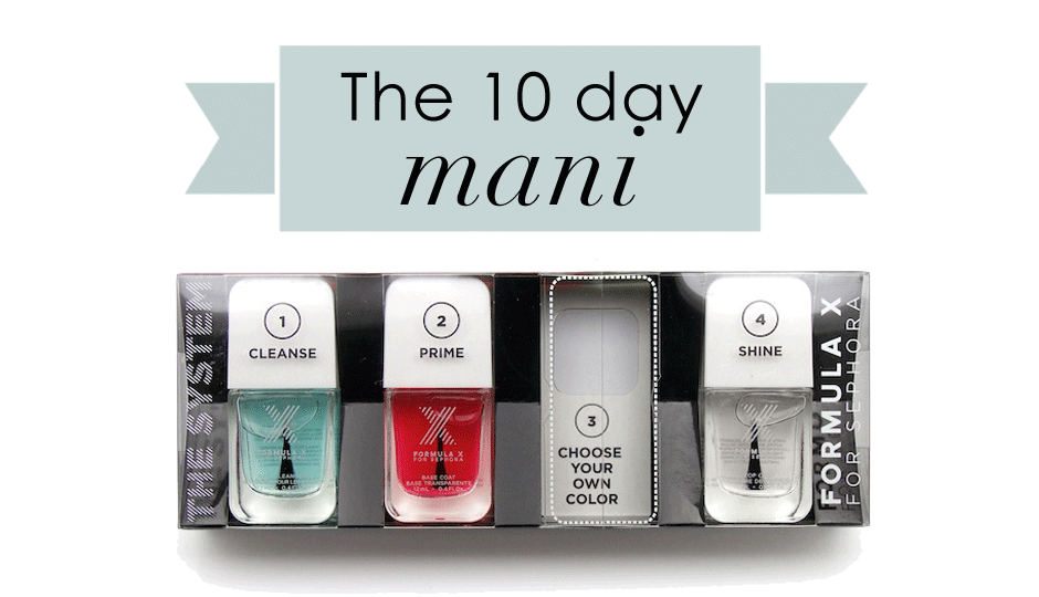 The Amazing At-Home Alternative To a Gel Manicure - Shoppist