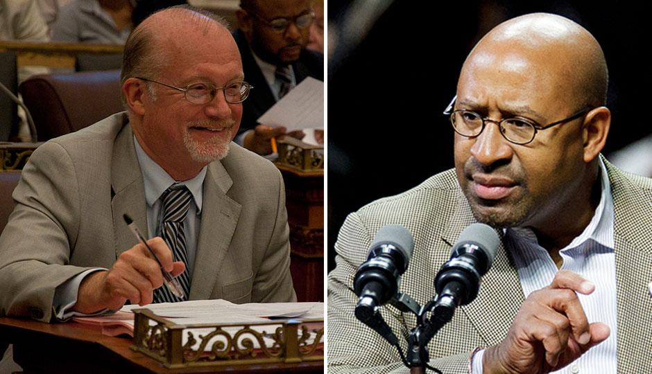 Bill Greenlee, photo City Council Flickr | Michael Nutter, photo Jeff Fusco