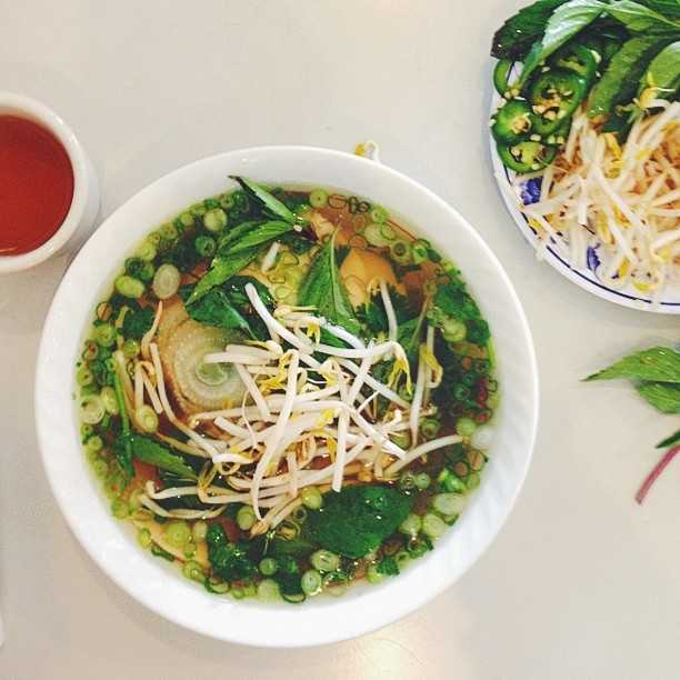 Finding The Best Pho In Philly