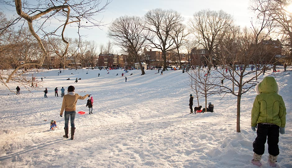 Clark Park in 2010. | Photograph by David Toccafondi