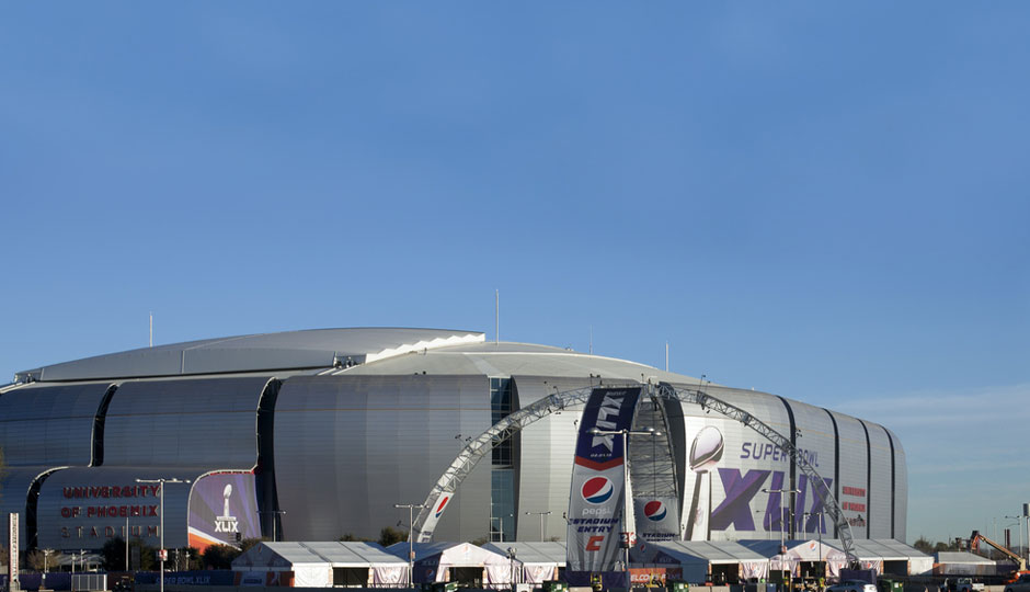 Super Bowl XLIX | Photo via Shutterstock
