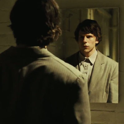 Jesse Eisenberg in The Double, which is available on Netflix instant streaming.