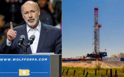 Tom Wolf - Fracking