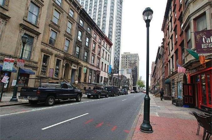 Rittenhouse Rental On Walnut Street Property