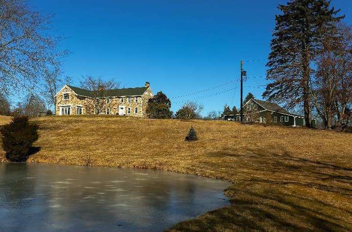 This Chester County Home Could Host A Small Wedding
