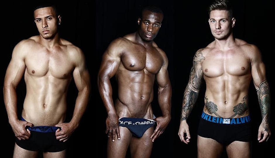 sexy black male stripper porn
