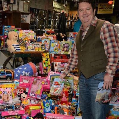 Delaware Valley Legacy Fund's annual toy drive for patients at Children's Hospital of Philadelphia.