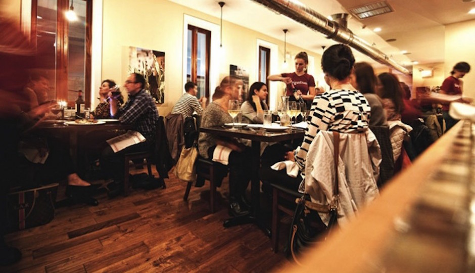 East Passyunk Avenue Restaurant Week.