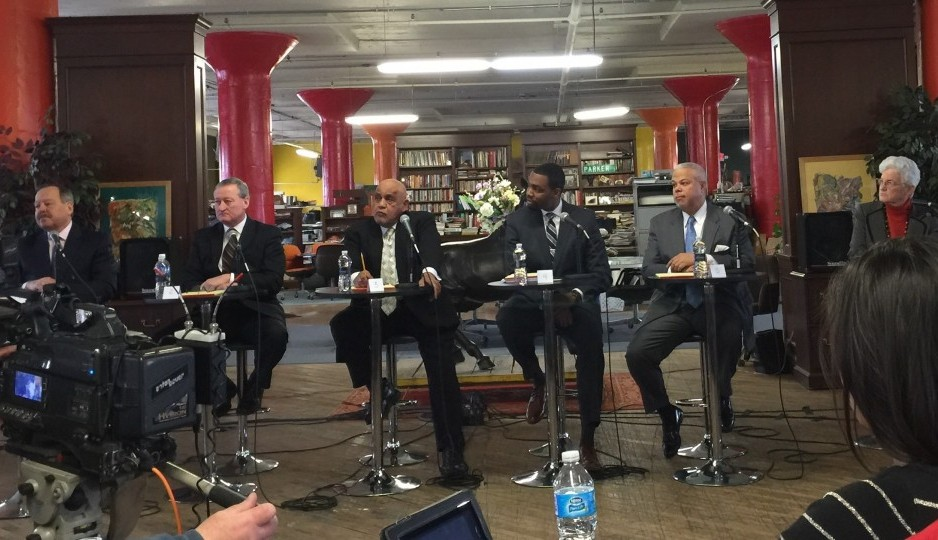 First Mayoral Debate