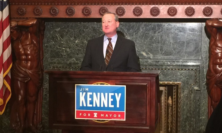 Jim Kenney Campaign Launch