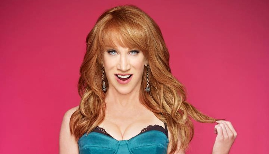 Kathy Griffin will headline the OUT at Borgata March weekend.