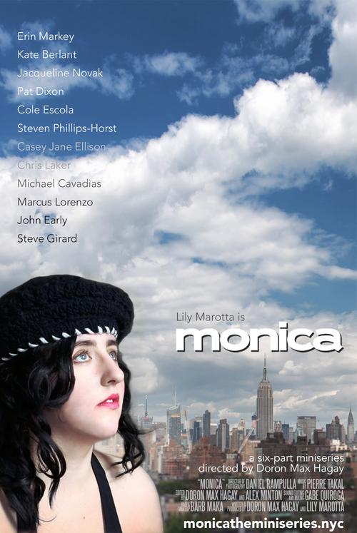 Monica art