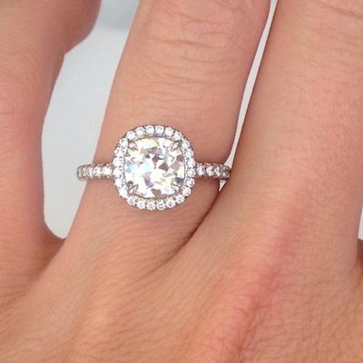 Nicki's ring!