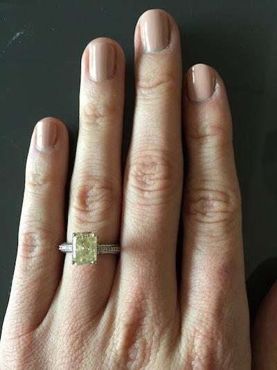 Alexandra's ring!