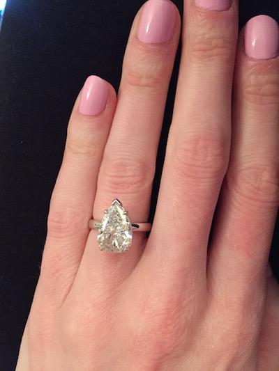 Diana's ring!