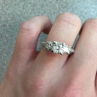 Jennifer's ring!