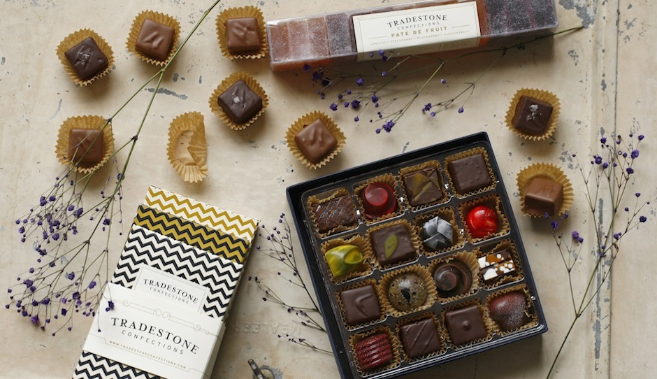 Your guests will leave happy with these Tradestone treats in hand.