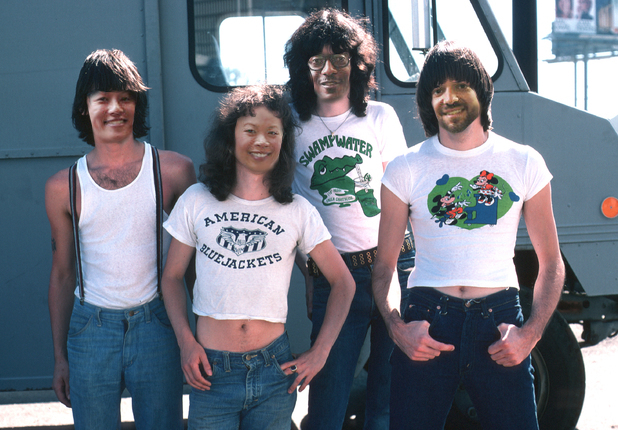 Ramones-Cheftestants