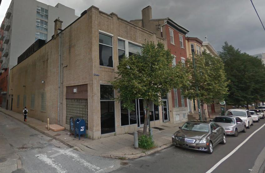 Sigma Sound Studios | Image: Google Street View