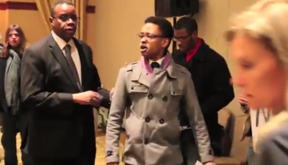 WATCH: Anti-Comcast Activists Disrupt Penn Trustees Meeting