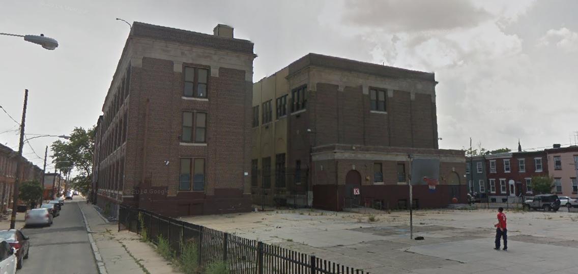 Childs Elementary | Google Street View