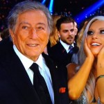 Tony Bennett and Gaga