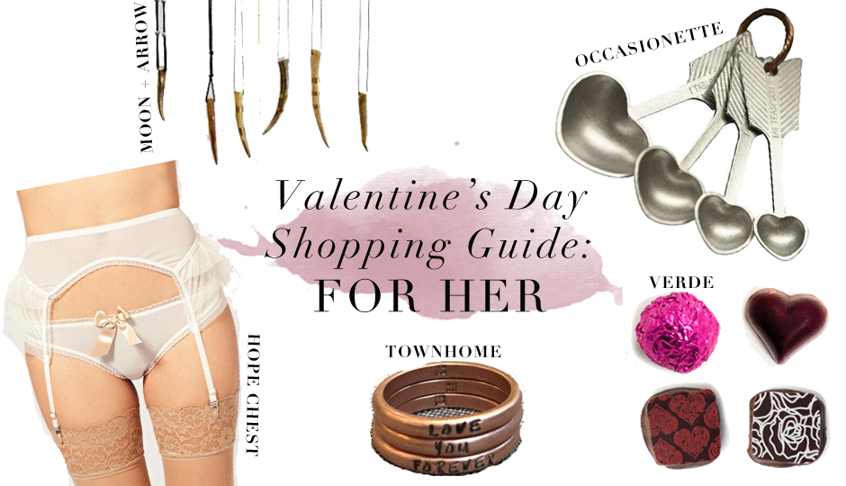 5 best philly stores for women's valentine's day gifts, Ideas