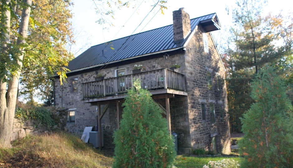 The former Grist Mill at the Willow Mill Complex in Richboro | Photo credit: Wikimedia Commons