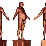 bill cosby nude statue