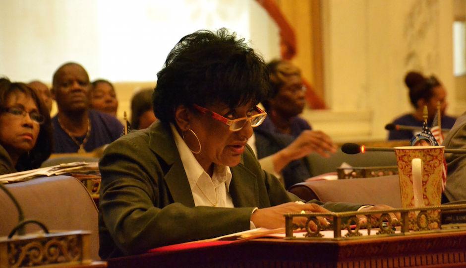City Councilwoman Jannie Blackwell | Photo Credit: City Counicil's Flickr