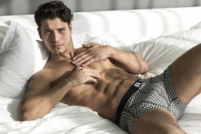 Gay underwear video