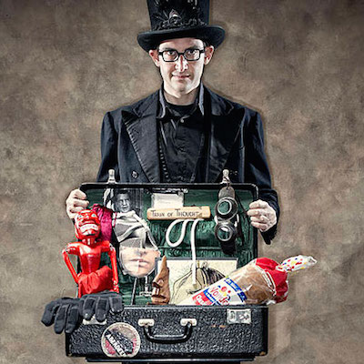 Baltimore out magician David London is bringing over 10 hours of magic to Philly this weekend.