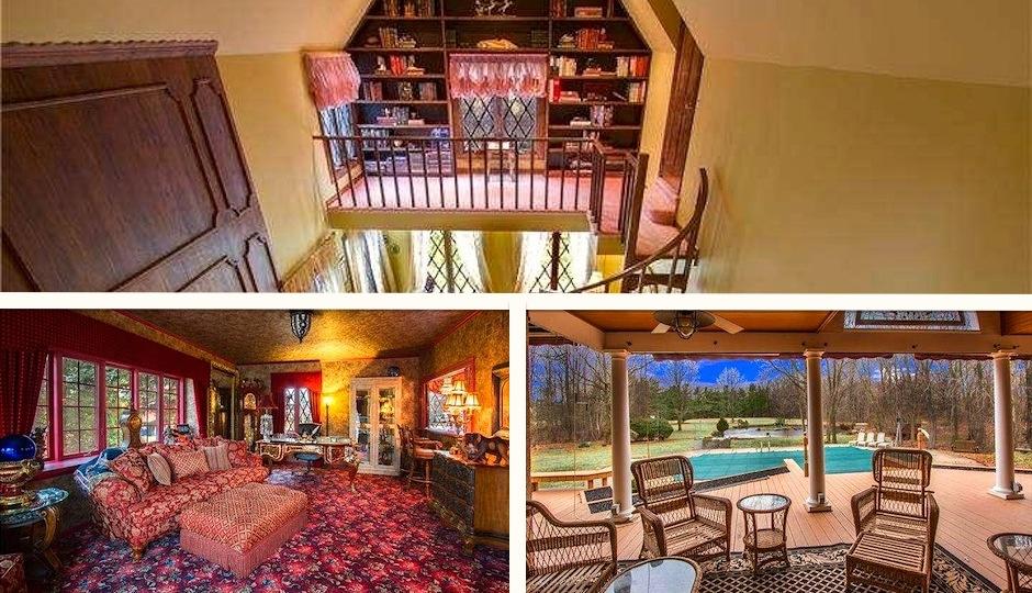 All photos via Long & Foster Real Estate.
